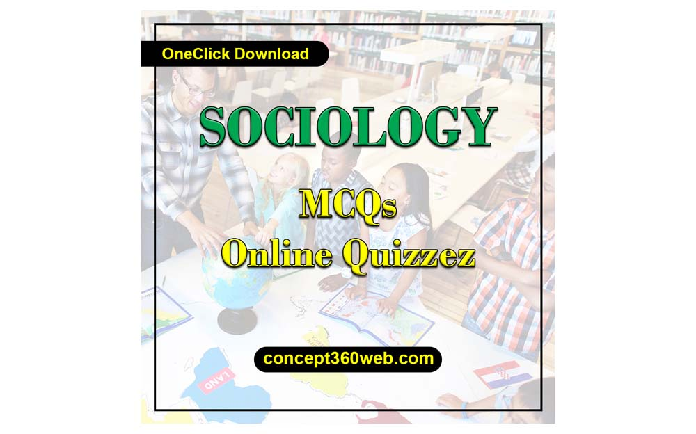 sociologymcqs with answers