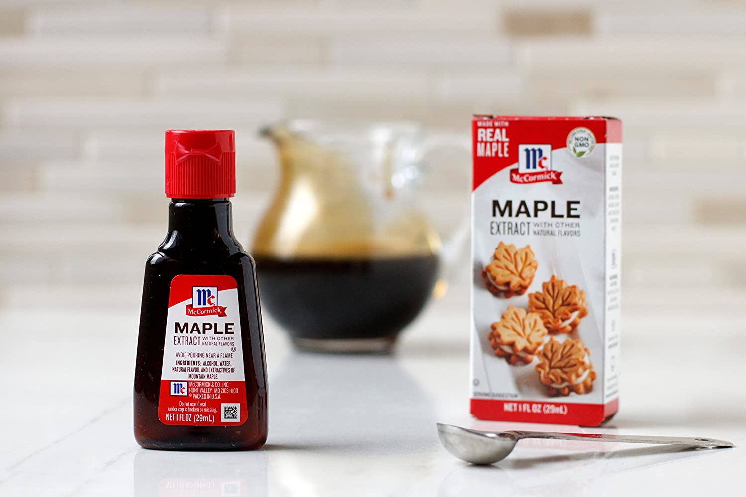 maple extract substitute