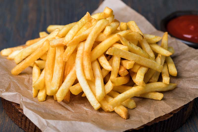 Do French Fries Last in The Fridge