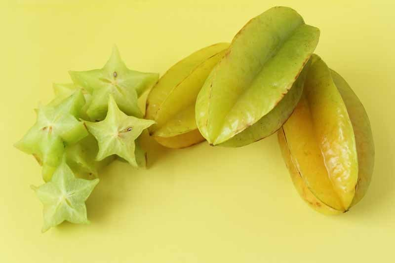 Eat the Skin of a Star Fruit