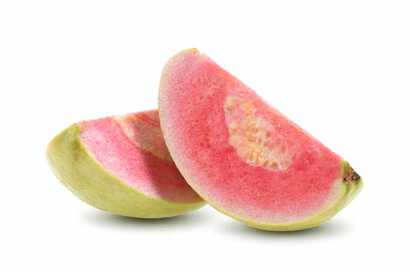 Eat Guava Seeds