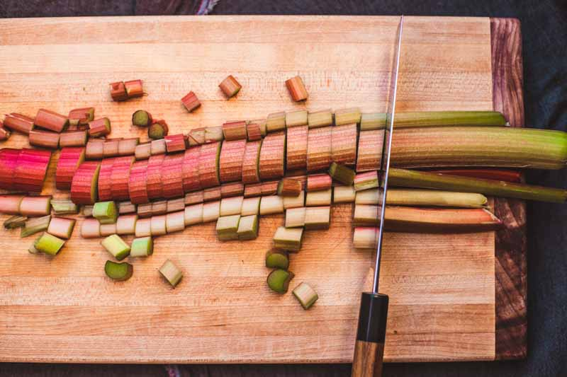 When Not To Eat Rhubarb